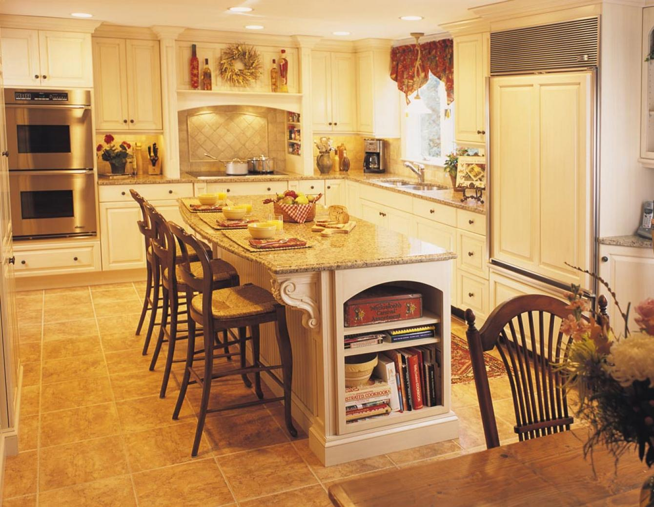 Classic kitchen design gallery dover woods for Classic style kitchen