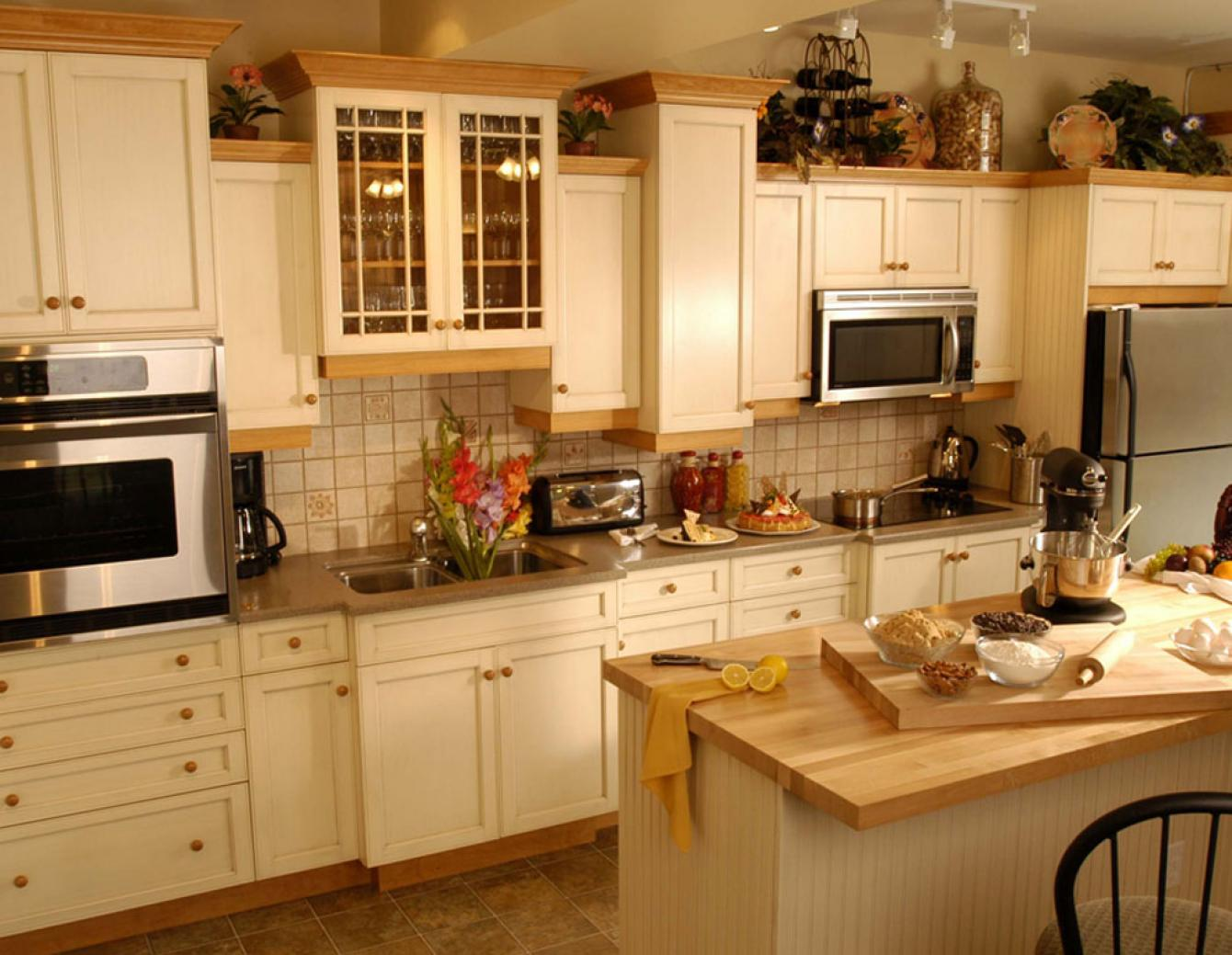 Eclectic Kitchen Design Gallery | Dover Woods